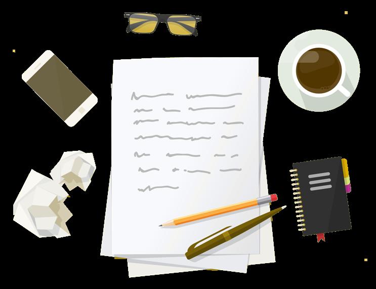 White Paper Accessories